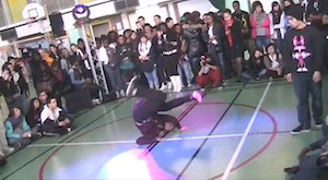 B.Boy School Contest